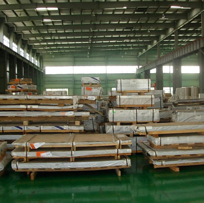 ASTM A240 TP316Ti Stainless Steel Sheet