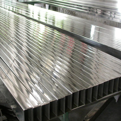 304 stainless steel ornamental tubing