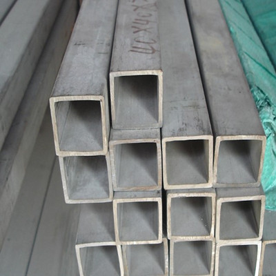 304 Stainless Steel seamless square pipe