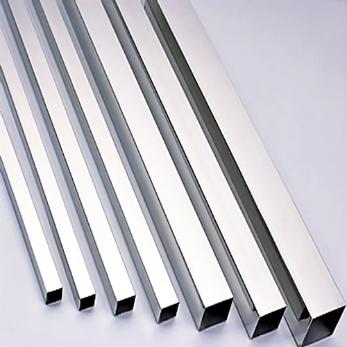 AISI 201 Stainless Steel Welded Square Tube