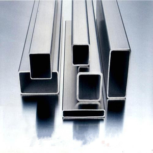 304 square welded stainless steel tube