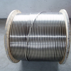 ASTM A269 316 Stainless steel pipe capillary coil Tube /Pipe